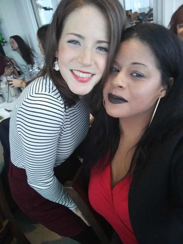 Florinda and Kristina!