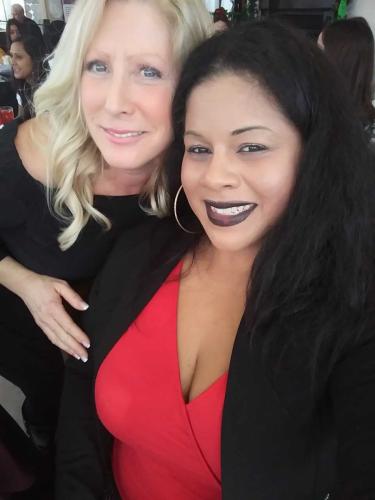 Lisa and Kristina!